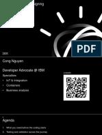 Watson Assistant - High-level Walkthrough Cong From IBM