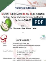 SIRSAK Untuk Indonesia