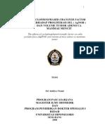 Efek Cyclophosphamid-transfer Factor