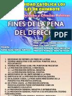 Fines de la Pena del Derecho PDF.pdf