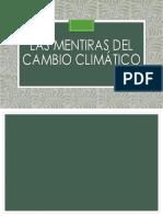 Las mentiras del cambio climático.pptx