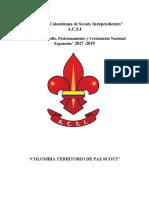 7. Asociación Colombiana de Scouts Independientes, plan de expansión.pdf