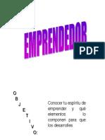 EMPRENDEDOR.ppt