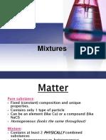 Mixtures PPT