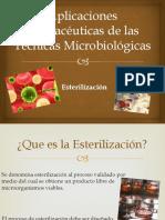 Aplicaciones Farmacéuticas de las Técnicas Microbiológicas.pptx