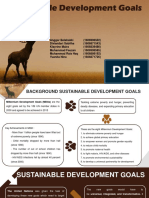 Presentasi SDGs Kelompok 1