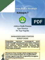 MANAJEMEN-BIAYA-STRATEGIS (Hansen Mowen Chp 11) - Kelompok 7.pptx