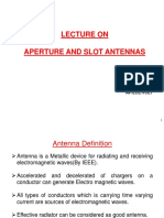 2. APERTURE AND SLOT ANTENNAS.pptx