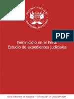 MINJUS - Informe Feminicidio.pdf