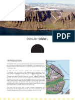 Oshlid Tunnel Booklet