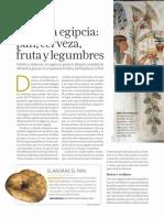 Dieta egipcia (Historia National Geographic)