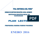 Plan Lector 2016