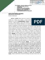 Nulidad de Oficio Marleni 85 2013