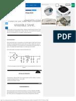 Fuente de Alimentación Variable 5 Amp - Taringa!.pdf