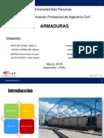 Armaduras-analisis-estructural-II Final.pps