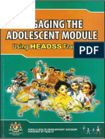 Engaging The Adolescents Module Using HEADSS Framework.pdf