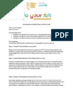 Global Goal 15 Life on Land Lesson Plan.docx