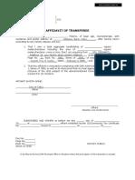 Affidavit of Transferee - 1.docx