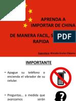 Aprenda a Importar de China