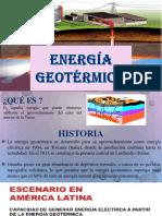 Energia Biomasa y Geotermica