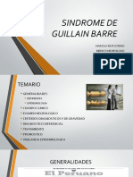 Sindrome de Guillain Barre