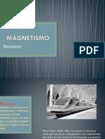 MAGNETISMO diapositivas