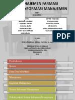 Sistem Informasi Manajemen Kelompok 1