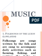 MUSIC Lesson 2