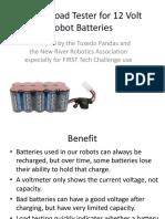 Build Tetrix Battery LoadTester-PDFVersion