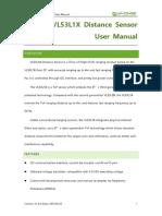VL53L1X Distance Sensor User Manual en (1)
