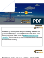 MakeMyTrip Discount Coupons.pptx