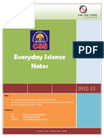 CSS - Everyday Science Notes By (NOA).pdf