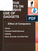NEGATIVE EFFECTS ON EXCESSIVE USE OF GADGETS.pptx