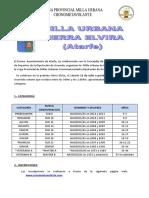 Normativa Sierra Elvira Milla