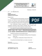 Surat Izin Pengambilan Data