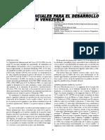 Zonificacion de suelos para el cacao venezuela