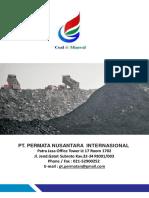 PT. Permata Nusantara Internasional Juni 2019