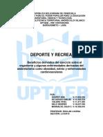 Deporte y Recreacion Seccio 3410