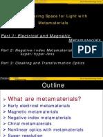 metamaterials part1