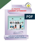 Modul Praktik Laundry Attendant 2018