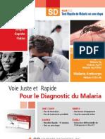 TDR Paludisme SD Bioline