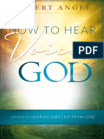 Hearing God by Ubert Angel
