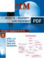 Mfrs 116 Ppe
