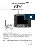 Display Completo VIEW F400 I
