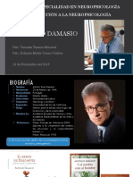 Antonio Damasio Final