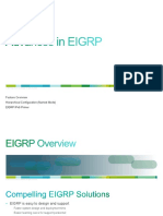 Advances in EIGRP