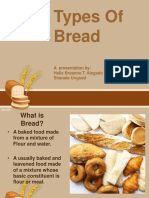 Types Of Bread.ppt