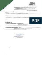 FE DE ERRATAS  2 CAS N°001-2019