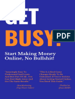 Get Busy! - eBook