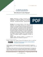 LA ADHESION A LA APELACION TRATAMIENTO JURISPRUDENCIAL.pdf